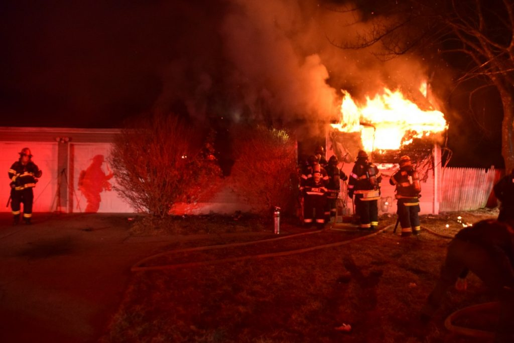 Working Fire @ 29 18th Avenue  –  2.24.19