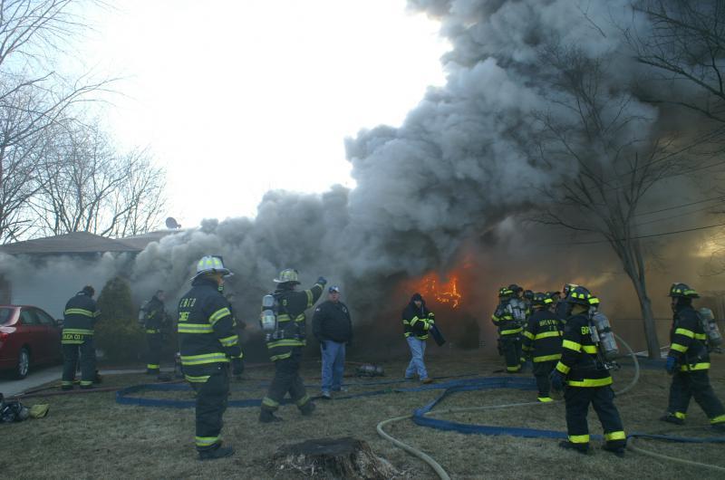 Brentwood Blaze